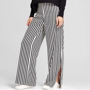 Who What Wear Striped Pants